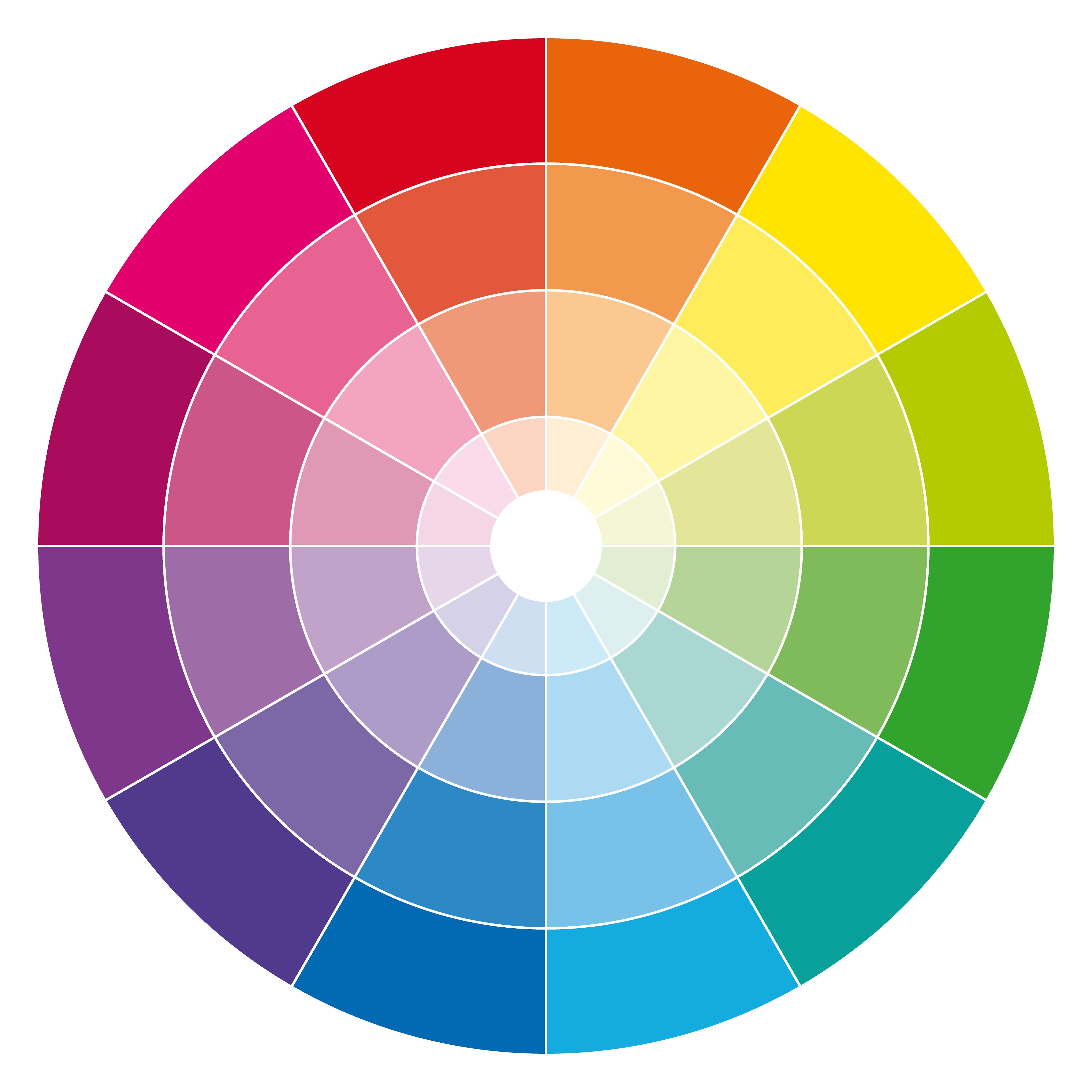 Спортивные цвета в дизайне