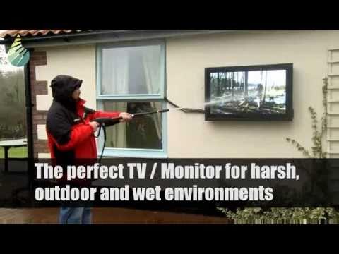 Waterproof LCD & LED TV Screens