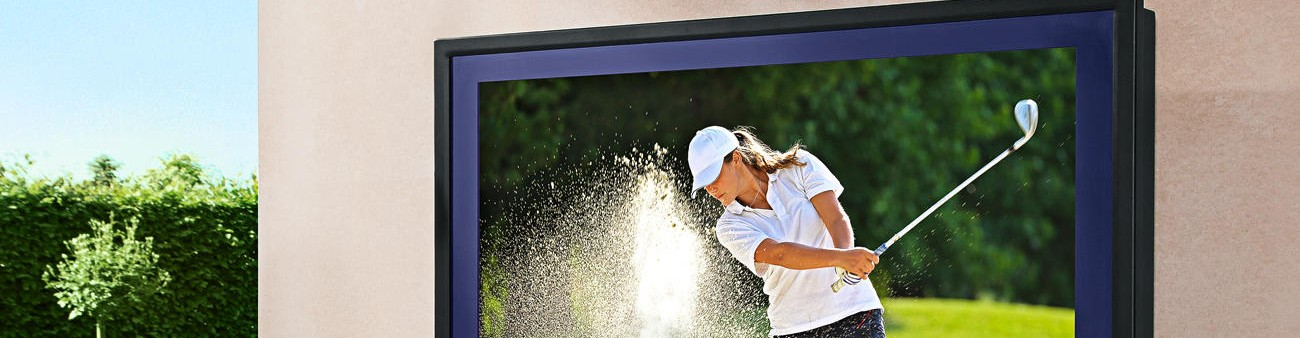 Aqualite Outdoor TV Display Screens